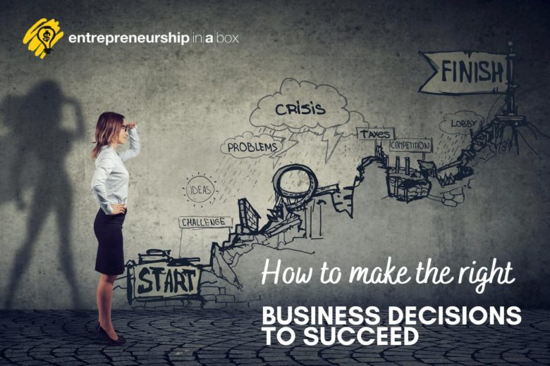 How to Make the Right Business Decisions to Succeed